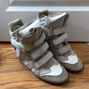 Isabel marant heel sneaker